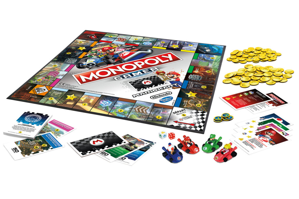 MONOPOLY GAMER : MARIO KART