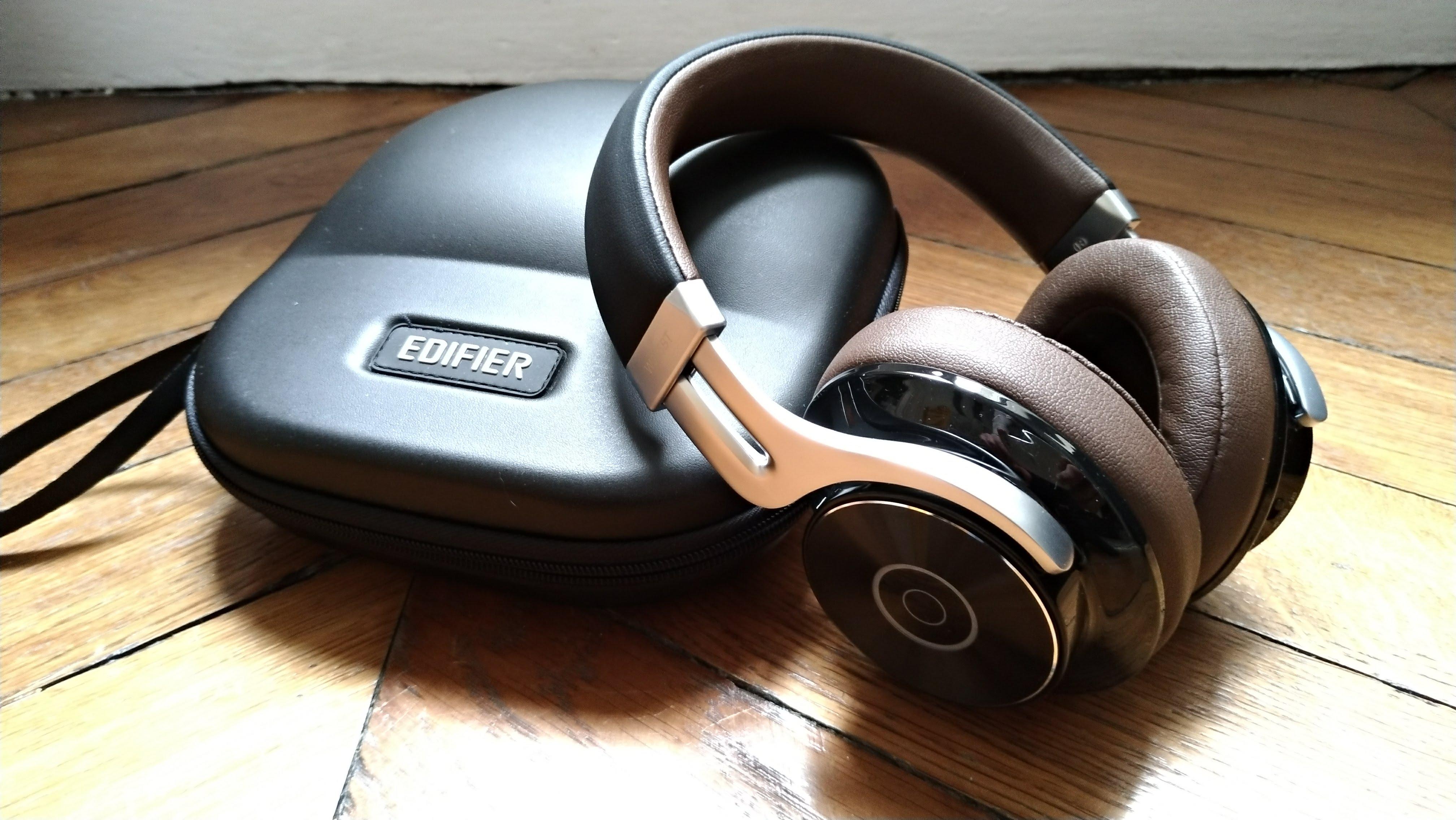 Test Du Casque Bluetooth Edifier W855bt Geektest