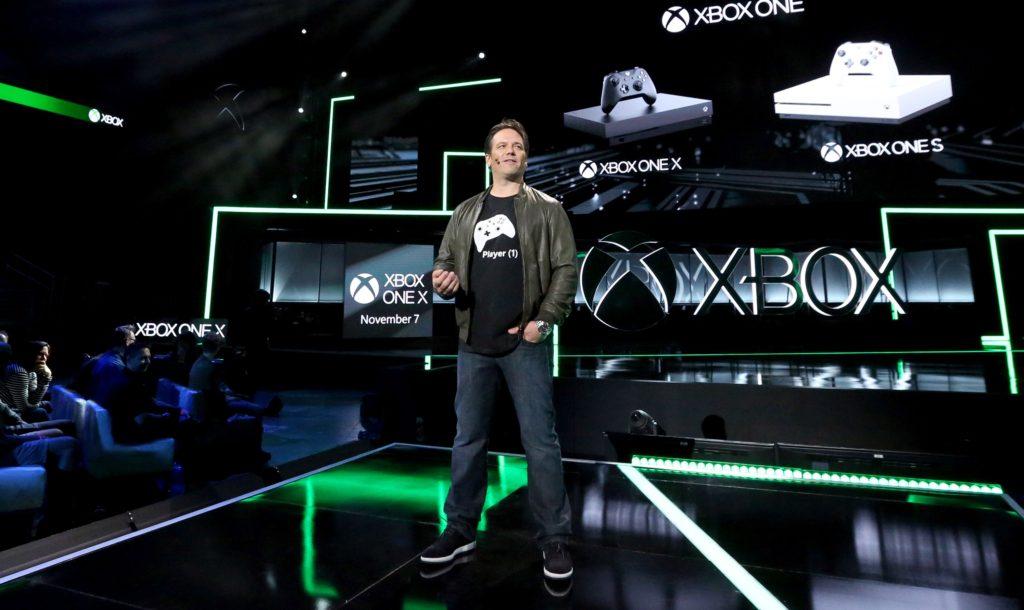 E3 2018 XBOX