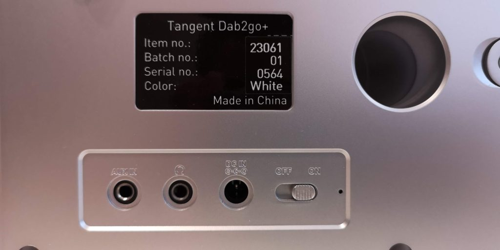 Tangent DAB2GO+