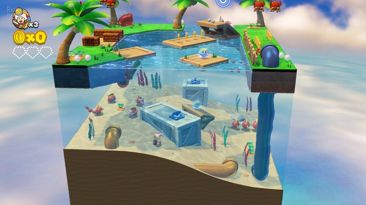 Test De Captain Toad Treasure Tracker Nintendo Switch