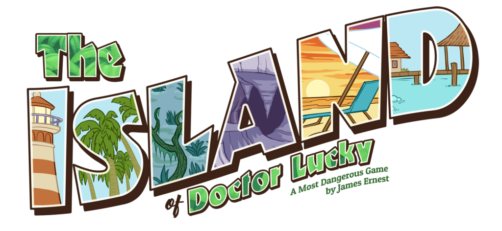 The Island of Doctor Lucky