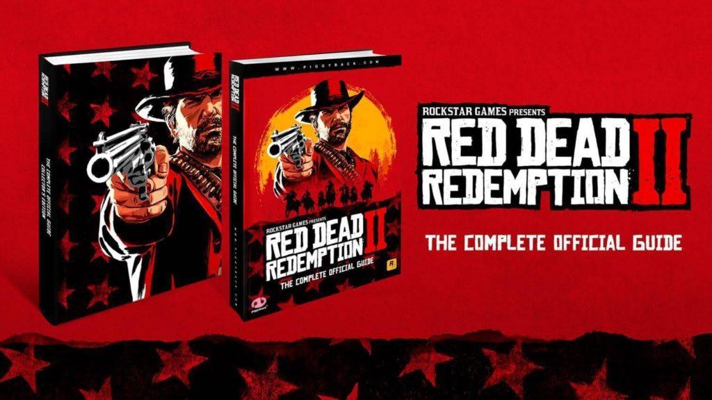 Guide Officiel Red Dead Redemption 2