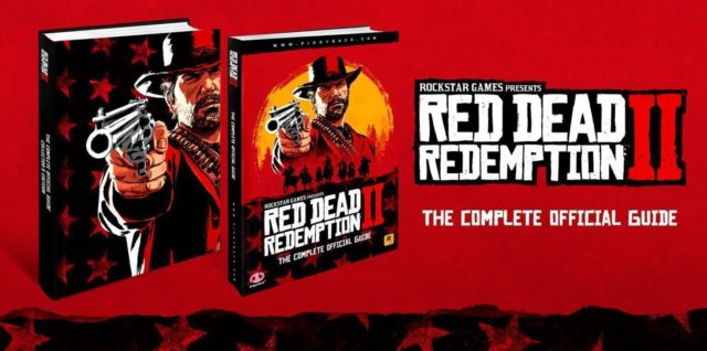 Guide Officiel Red Dead Redemption 2