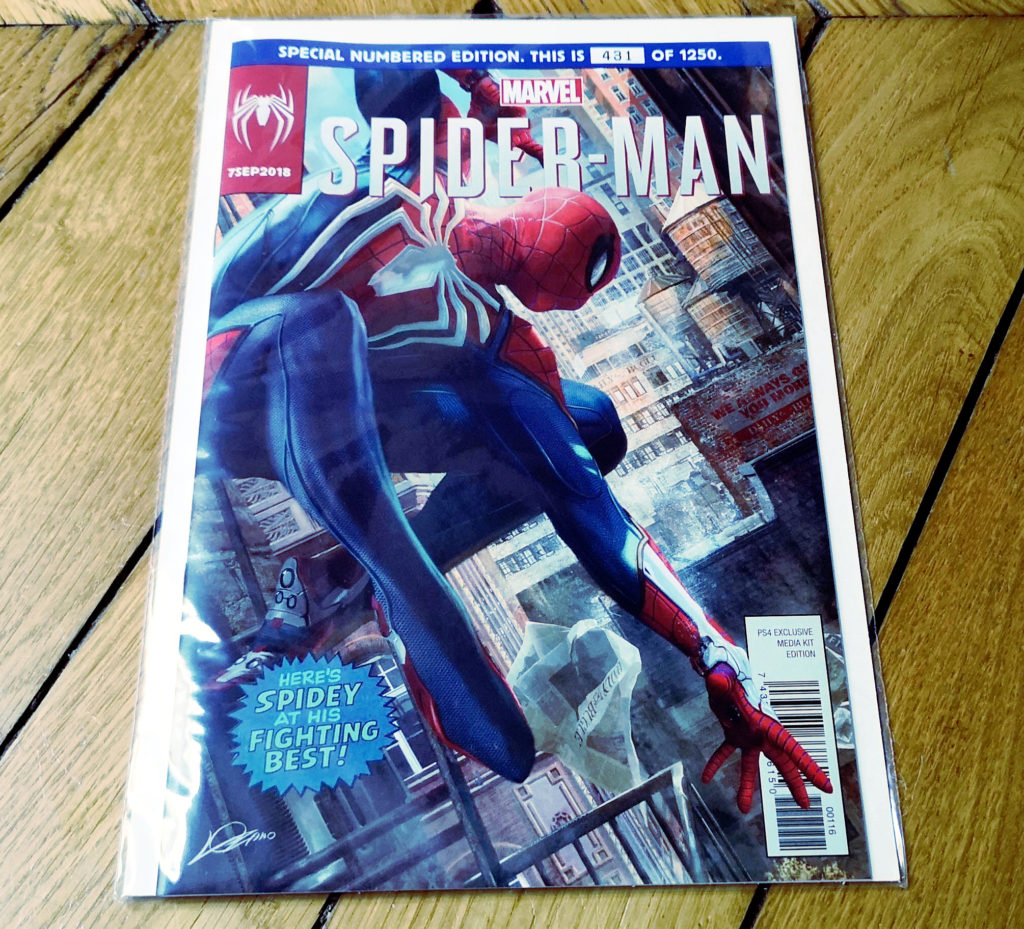 Spider-Man Press Media Kit