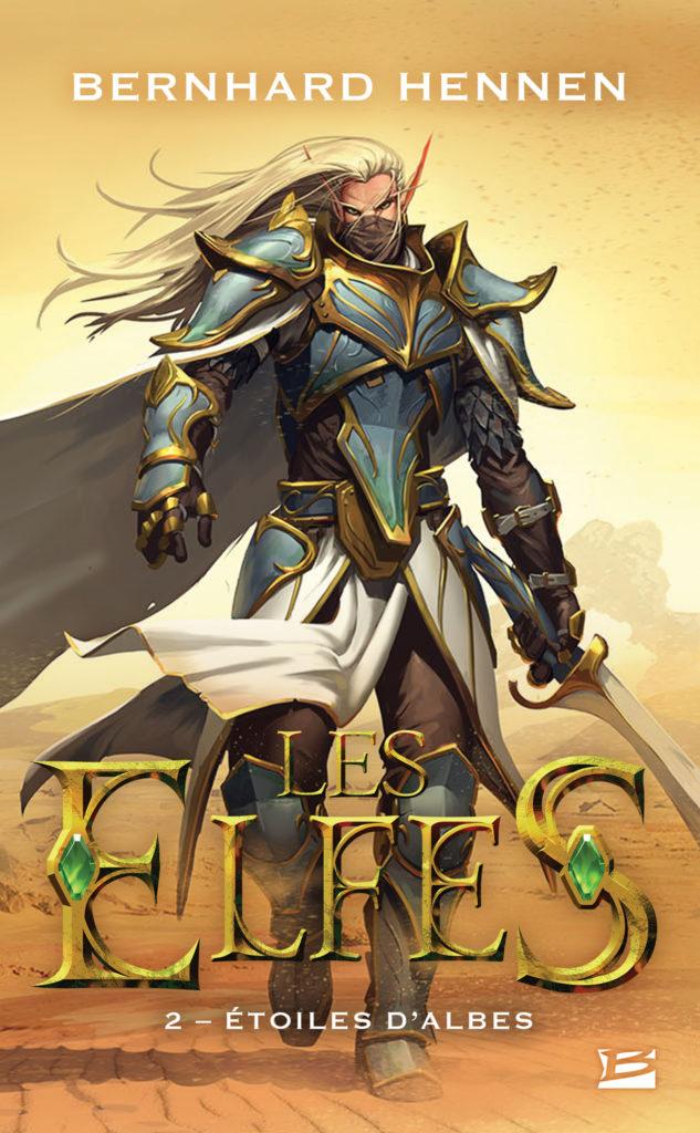 Les Elfes #2 - Étoiles d'albes