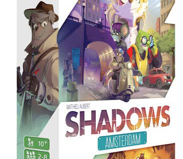 Shadows – Amsterdam