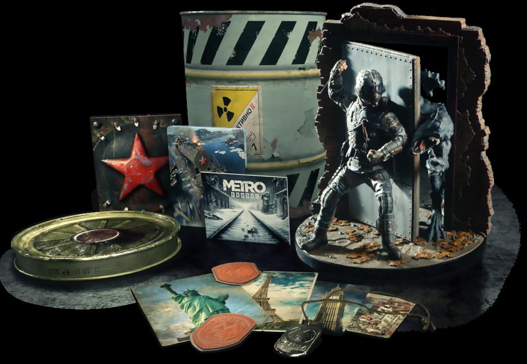 Metro Exodus Spartan Collector