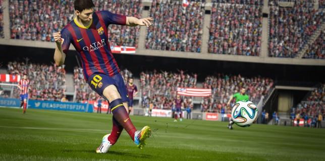 FIFA 15 Messi