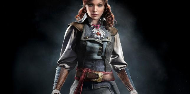 Assassin's Creed Unity Elise
