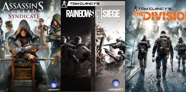 Ubisoft E3 2015