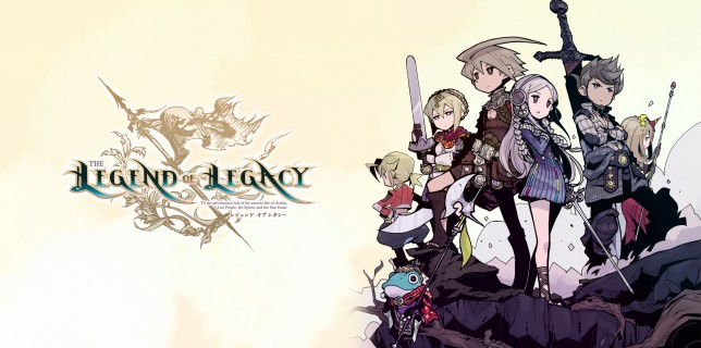 The Legend of Legacy