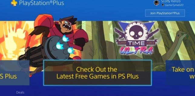 PS4 3.00 firmware