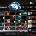 NBA 2K16 Ticker