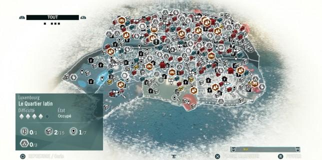 Assassin 's Creed Unity Open World