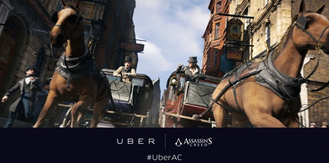 Uber Assassin's Creed Syndicate
