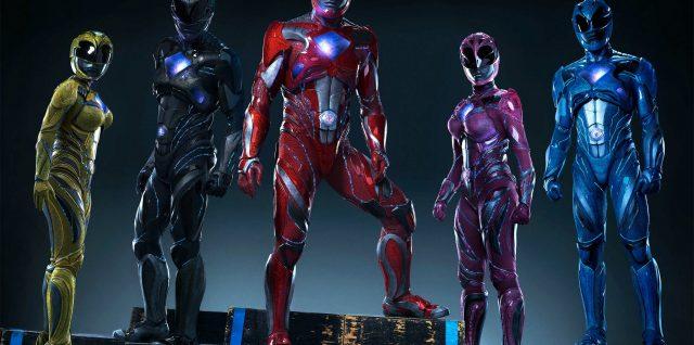 Power Rangers : The Movie