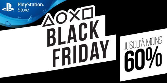 Black Friday PlayStation Store