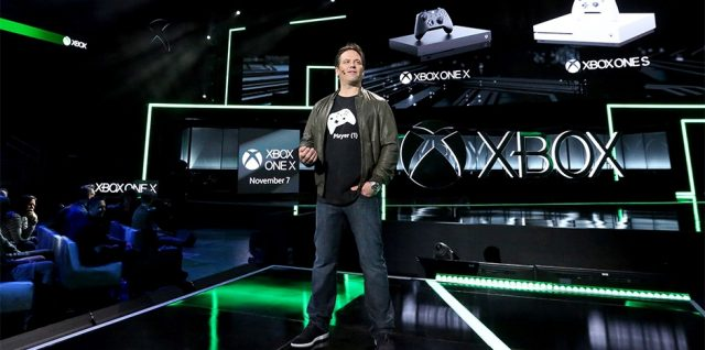 Microsoft Xbox One X E3 2017