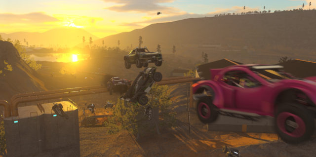ONRUSH Race, Wreck, Repeat