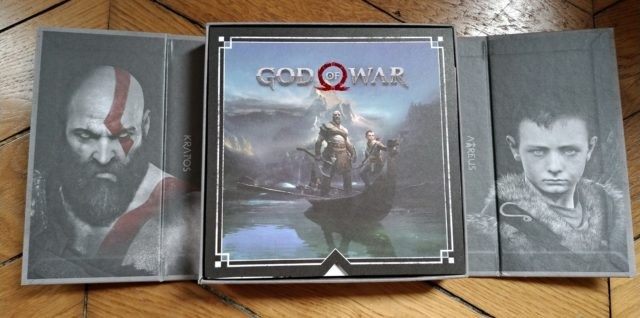 Press kit God of War
