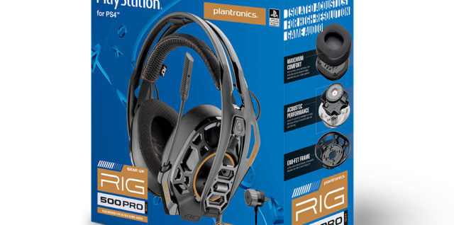 RIG 500 PRO Series