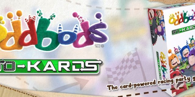 Oddbods Go-Kards