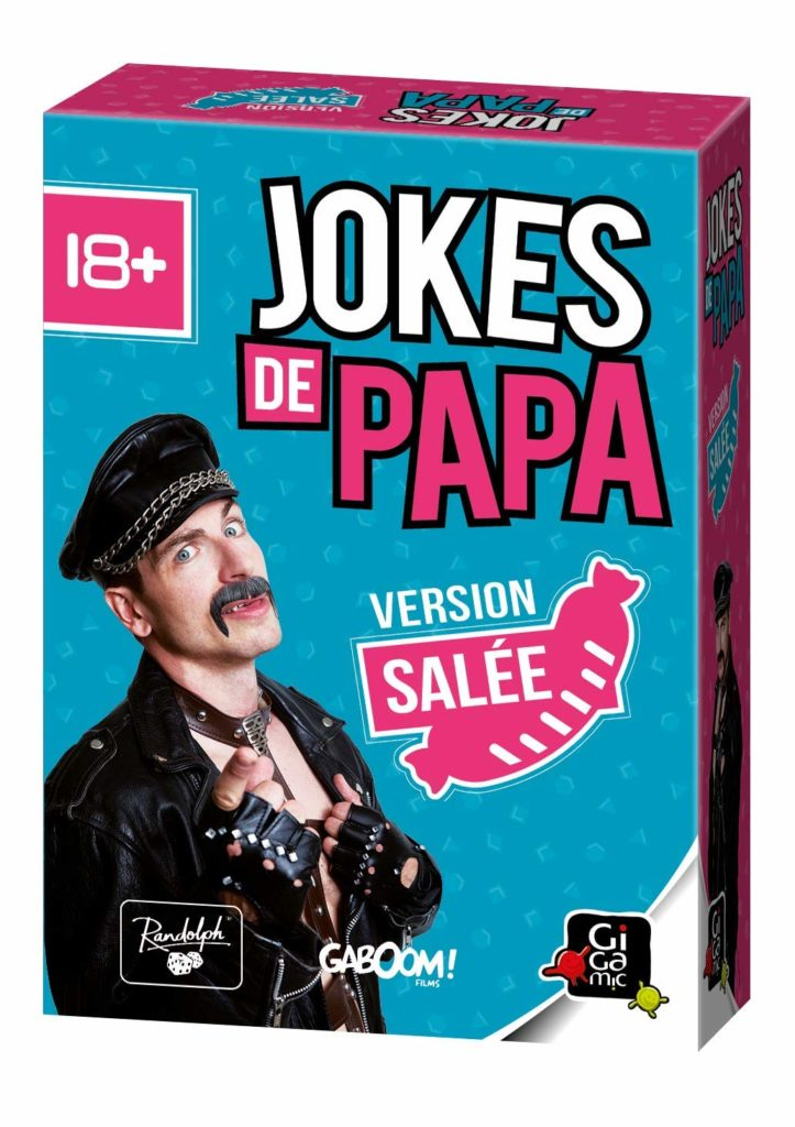 Jokes de Papa Version Sucrée