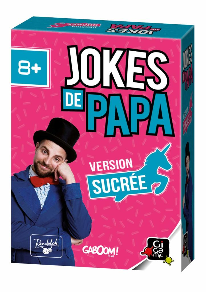 Jokes de Papa Version Sucrée