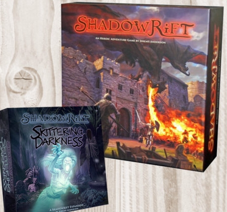 Shadowrift et son extension Skittering Darkness