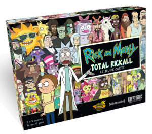 Rick and Morty – Total Rickall