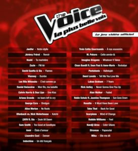The Voice, la plus belle voix