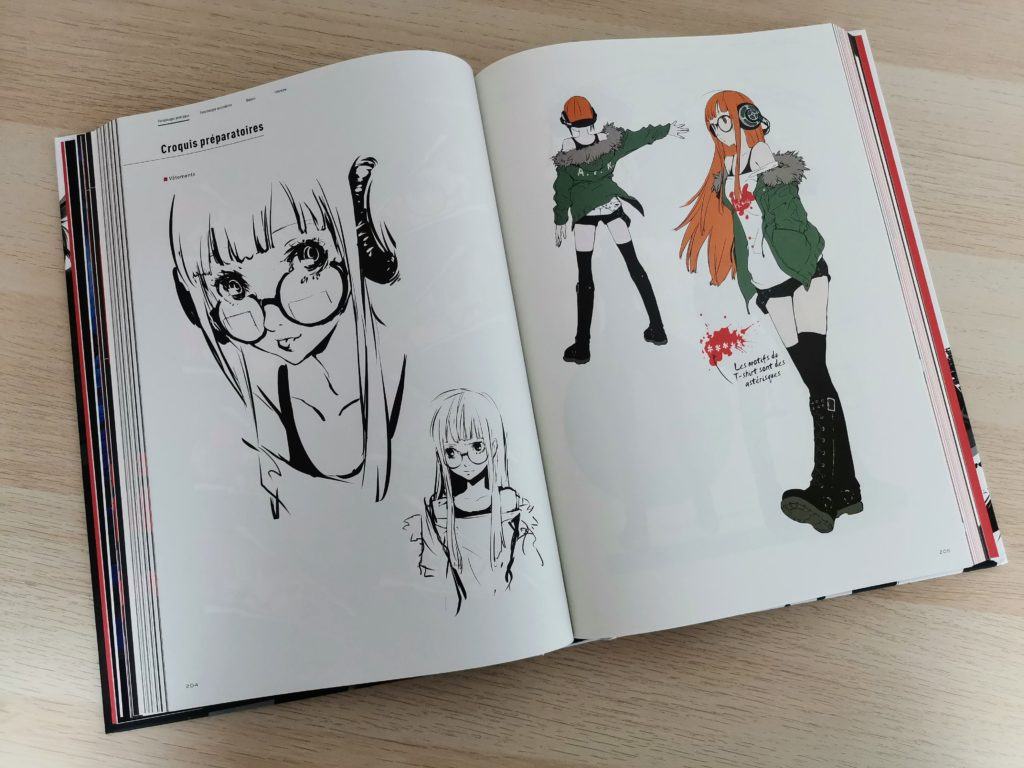 Artbook Officiel Persona 5