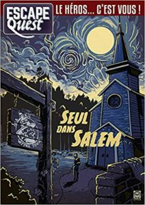 Seul dans Salem