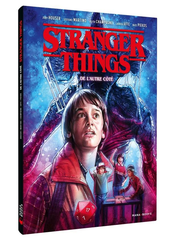 Stranger Things De l'autre côté