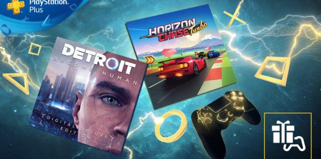 PlayStation Plus juillet 2019