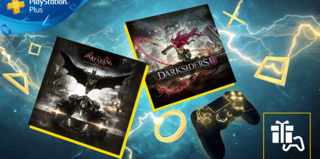 PlayStation Plus septembre 2019