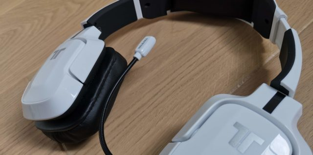 Test du casque Tritton Kunai Pro