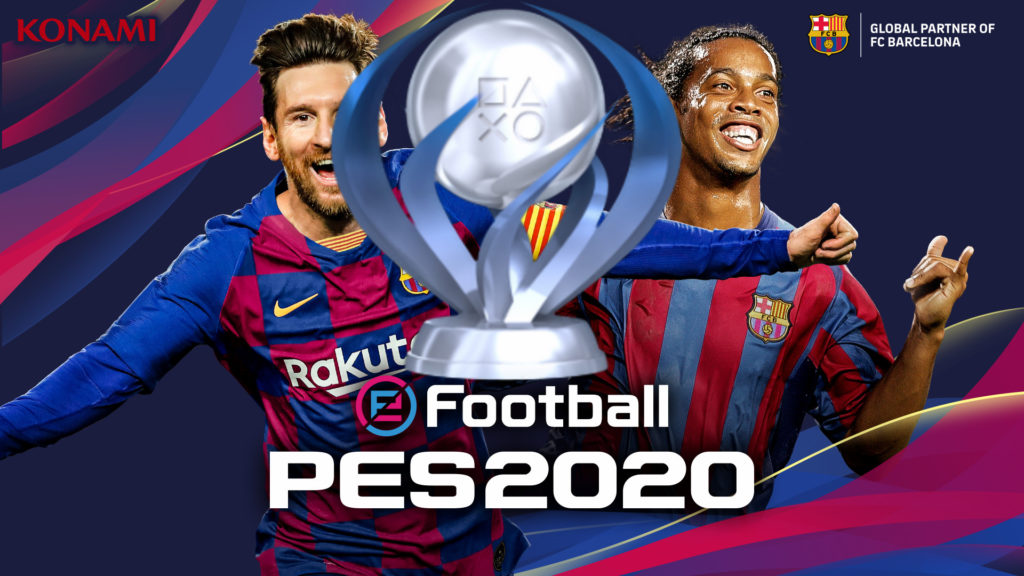 eFootball PES 2020 Trophy Guide