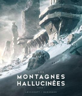 Les Montagnes hallucinées illustré #1