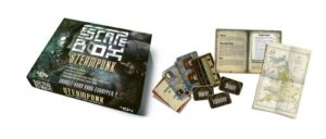 Escape Box – Steampunk