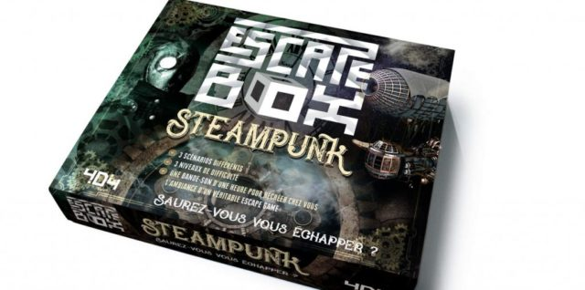 Escape Box – Steampunk