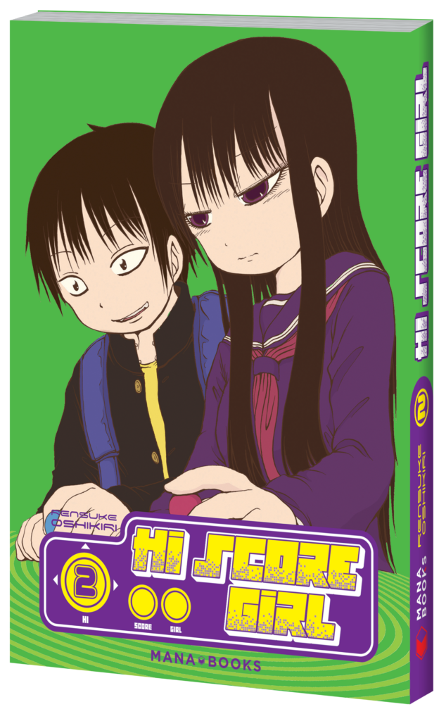 Hi Score Girl Tome 02