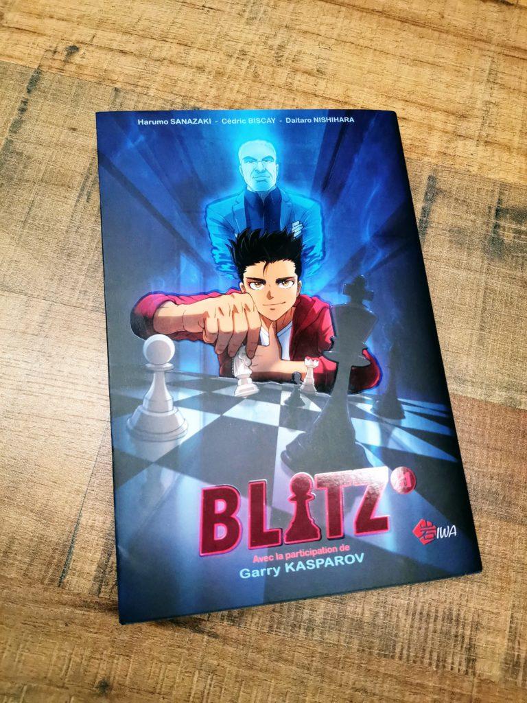 Manga Blitz tome 01