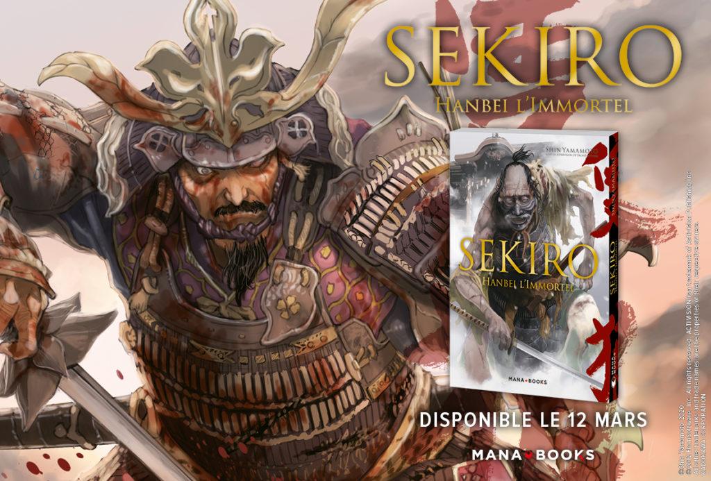 Sekiro Mana Books