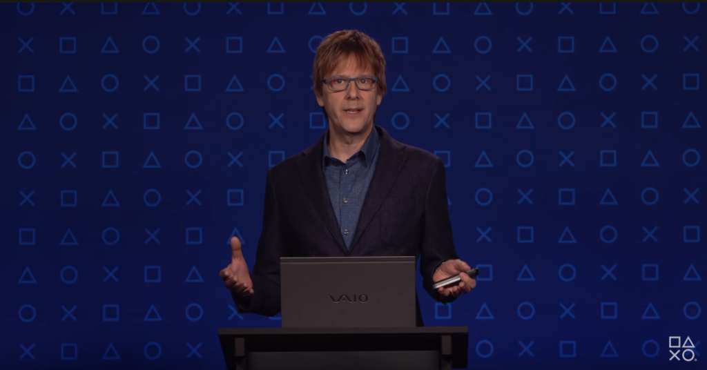 PS5 Mark Cerny