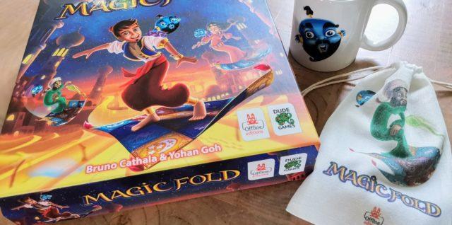 Test de Magic Fold : à vos marques, prêts, pliez !
