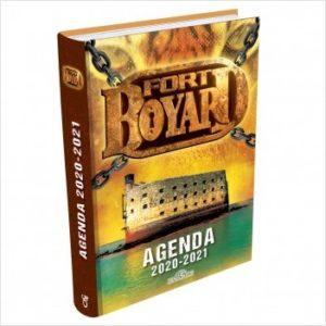 Agenda 2020-2021 - Fort Boyard