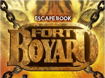 Fort Boyard - Escape Book