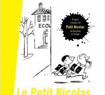 Le Petit Nicolas - Surprise à l'école ! - Escape Book